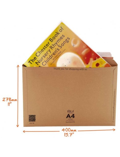 Double Walled Cardboard Envelopes
