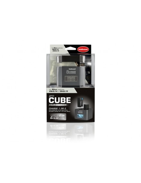 Hahnel ProCube DSLR Charger for Nikon