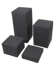 Block Set: Four White Covers