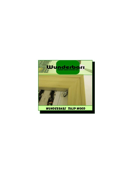 Wunderbars Tulip Wood - Packs of 4