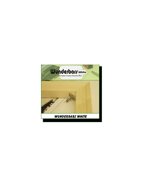 Wunderbars WHITE - Packs of 24