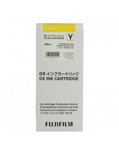 Fuji Frontier-S DX100 Yellow Ink