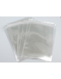 "Resealable Clear Bag 8.5"" x 10.5"""