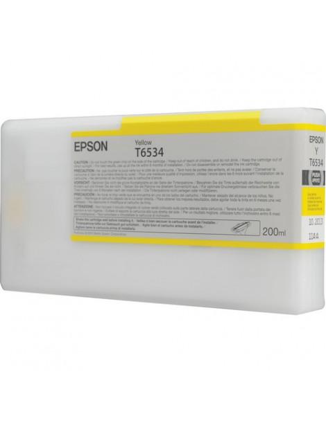 Epson Ink Stylus Pro 4900 Yellow