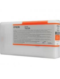Epson Ink Stylus Pro 4900 Orange