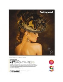 Fotospeed NST Bright White 315 Signature