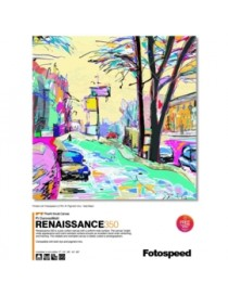 Fotospeed Canvas Matt Renaissance 350