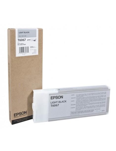 Epson Stylus Pro 4880/4800 - LIGHT BLACK