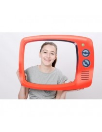 Photo Book Foam Posing Frame Telly Box