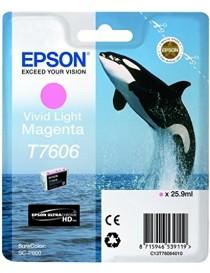 Epson Surecolor P-600 - VIVID LIGHT MAGENTA