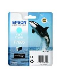 Epson Surecolor P-600 - LIGHT CYAN