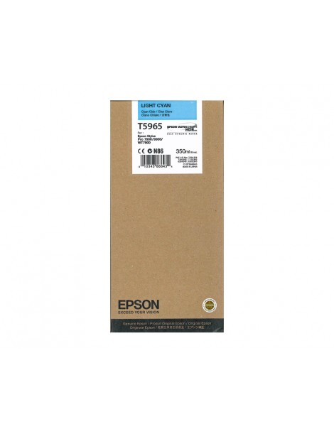 Epson Ink Stylus Pro 7890/9890 & 7900/9900 - Light Cyan