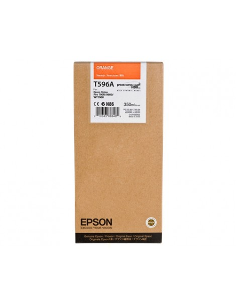 Epson Ink Stylus Pro 7900 and 9900 only - Orange