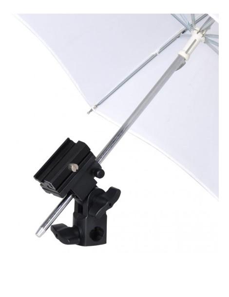 NiceFoto Umbrella mount flash kit