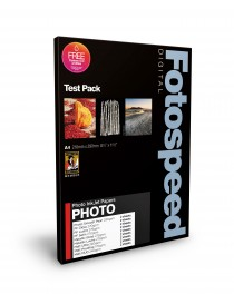 Fotospeed Photo Range Test Pack A4 (16)