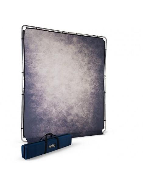Lastolite EzyFrame Vintage Background 2x2.3m Smoke