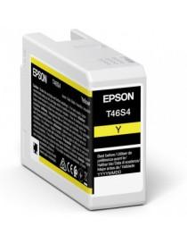 Singlepack Yellow T46S4 UltraChrome Pro 10 ink 25ml P-700