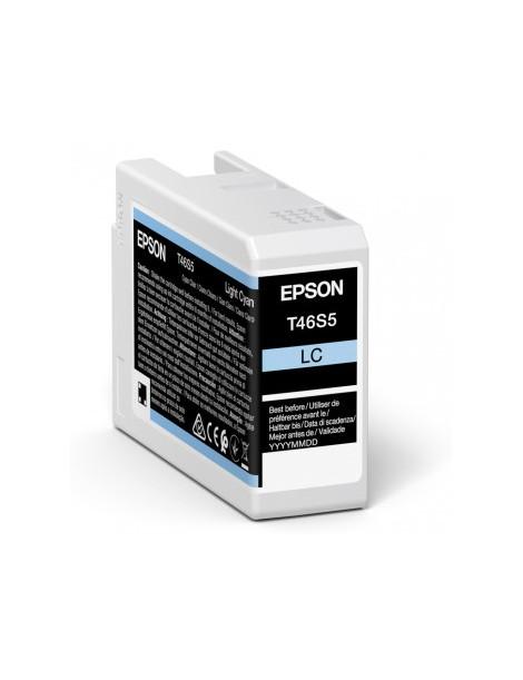 Singlepack Light Cyan T46S5 UltraChrome Pro 10 ink 25ml P-700