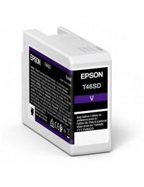 Singlepack Violet T46SD UltraChrome Pro 10 ink 25ml P-700