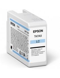 Epson T47A5 LIGHT CYAN SC-P900 50ml