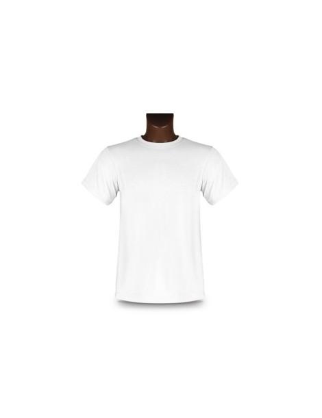 Subli Basic T-Shirt White (10 PACK)