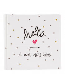 "Goldbuch ""Hello I Am New Here"" Album"