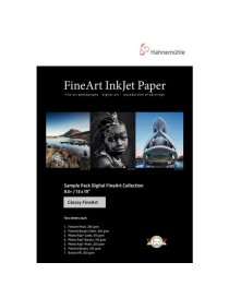 Hahnemühle Trial Pack Glossy FineArt A3+ x 16 Sheets