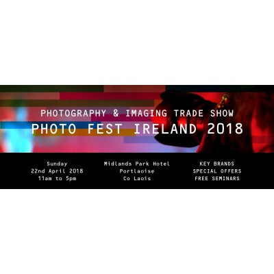 We will exhibit at Photofest Ireland 2018