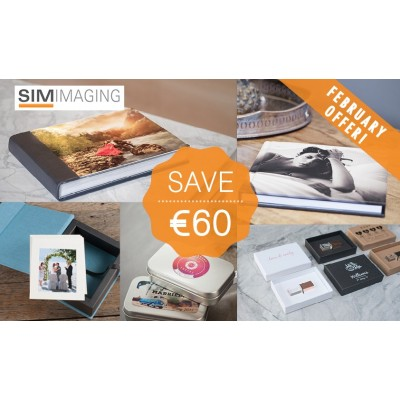 Sim Imaging € 60 off when you spend € 300 this Feb 2018